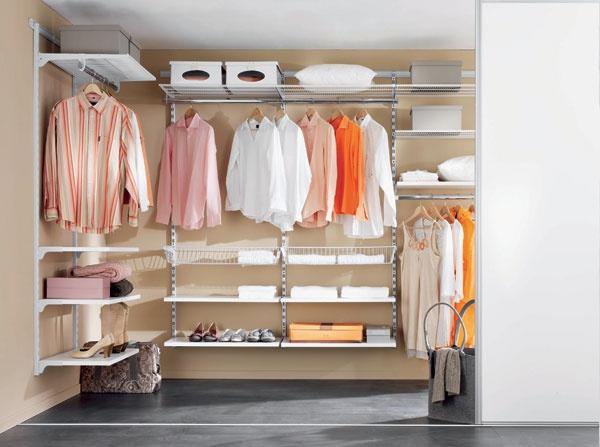 Cabine armadio gruppo bonomi pattini - Organizzare camera da letto ...
