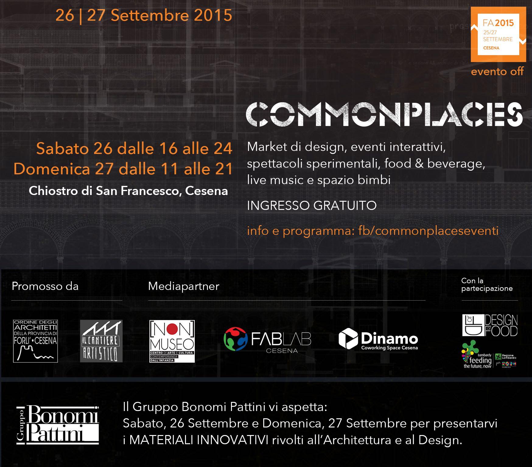 Il Gruppo Bonomi Pattini al Premio di Architettura di Forlì e Cesena