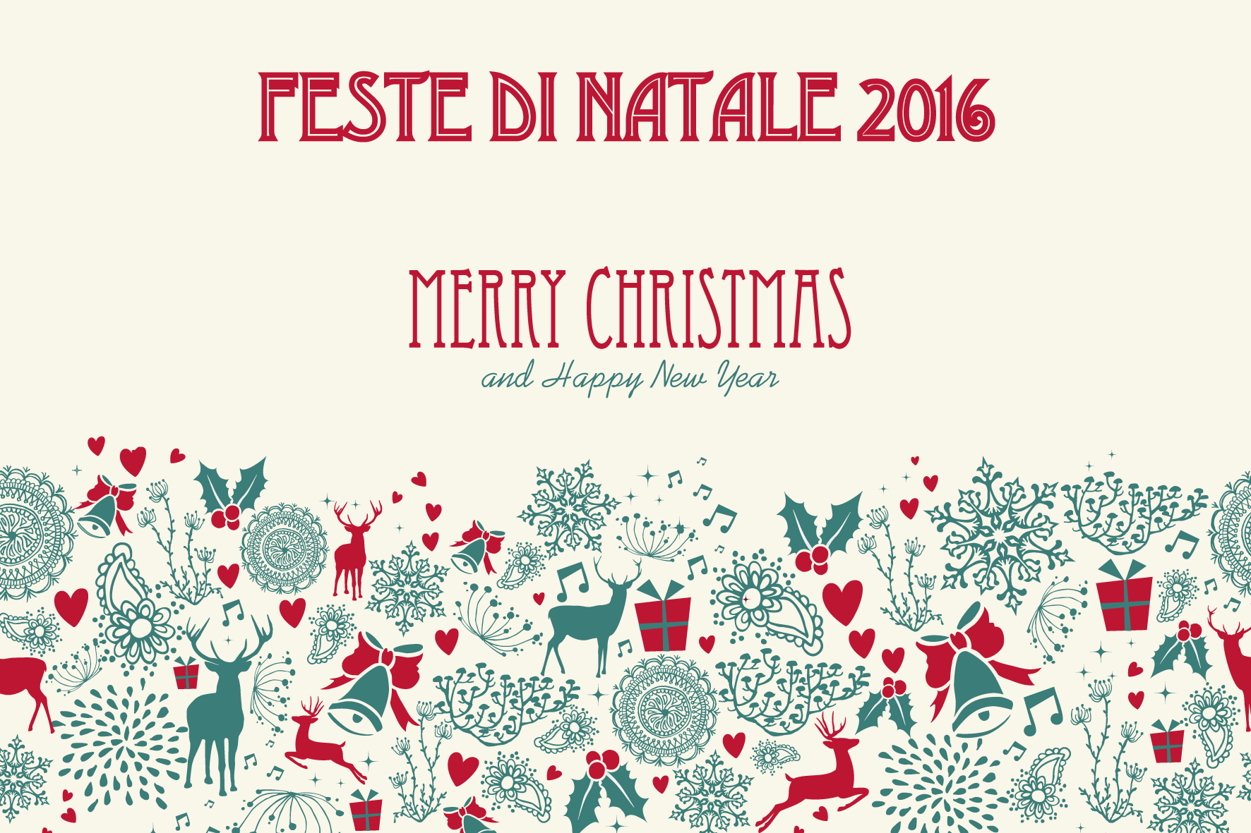 Feste di Natale 2016